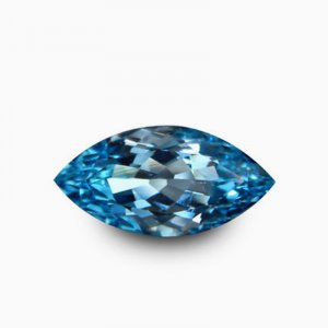 Blue Topaz Marquise